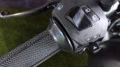 Bajaj Pulsar 125 Detail Shots Left Side Switchgear