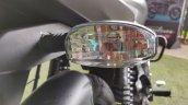 Bajaj Pulsar 125 Detail Shots Rear Blinkers