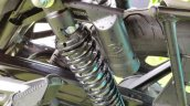 Bajaj Pulsar 125 Detail Shots Rear Suspsension