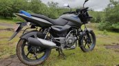 Bajaj Pulsar 125 Detail Shots Right Rear Quarter