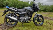 Bajaj Pulsar 125 Detail Shots Right Side