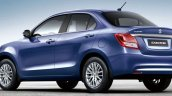 Suzuki Dzire Maruti Dzire Rear Three Quarters