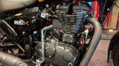 Royal Enfield Thunderbird 500x Orange Engine India