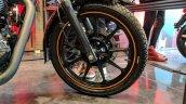 Royal Enfield Thunderbird 500x Orange Front Wheel