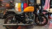 Royal Enfield Thunderbird 500x Orange Right Side I