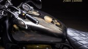 Hyosung Aquila 650 By Eimor Customs Fuel Tank Left
