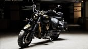 Hyosung Aquila 650 By Eimor Customs Left Front Qua