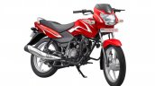 Tvs Sport Silver Alloy Edition Red Press Shot