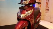 Bs Vi Honda Activa 125 Detail Shots Left Front Qua