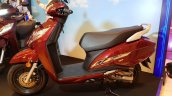 Bs Vi Honda Activa 125 Detail Shots Left Side