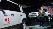 Land Rover Defender 20my Frankfurtms Reveal 18
