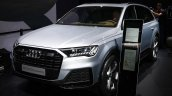 2019 Audi Q7 Facelift Front Three Quarters