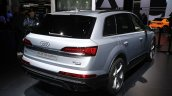 2019 Audi Q7 Facelift Rear Three Quarters Right Si