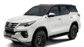 2019 Toyota Fortuner Trd 1