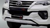 2019 Toyota Fortuner Trd Exterior 2