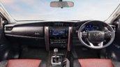2019 Toyota Fortuner Trd Interior 1
