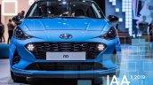 Euro Spec 2019 Hyundai I10 Front
