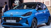 Euro Spec 2019 Hyundai I10 Front Three Quarters Le