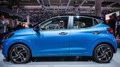 Euro Spec 2019 Hyundai I10 Profile