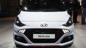 Hyundai I10 N Line Front At Iaa 2019