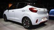 Hyundai I10 N Line Rear Three Quarters At Iaa 2019
