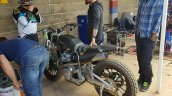 Royal Enfield Flat Tracker 650 Rear Three Quarters