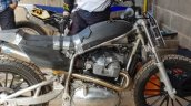 Royal Enfield Flat Tracker 650 Side Profile