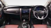 Toyota Fortuner Trd Celebratory Edition Interior
