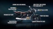 Tvs Radeon Special Edition All Features