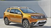 Renault Duster 2019 Side 1280x720