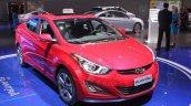 2014 Hyundai Elantra Sport Front Three Quarter