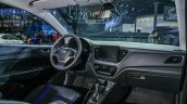 Chinese Spec 2020 Hyundai Verna Facelift Interior