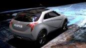 Hyundai Curb Concept Rear Three Quarters