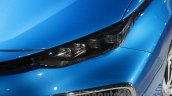 Toyota Mirai Headlamp Detail At Auto Expo 2016