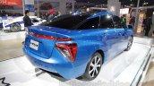Toyota Mirai Rear Three Quarter At Auto Expo 2016