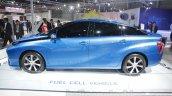 Toyota Mirai Side At Auto Expo 2016