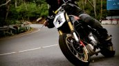 Modified Royal Enfield Himalayan Flat Tracker Left