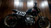 Modified Royal Enfield Himalayan Flat Tracker Righ