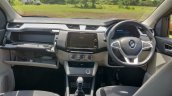 Renault Triber Test Drive Review Images Interior D