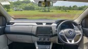 Renault Triber Test Drive Review Images Interior D