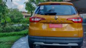 Renault Triber Test Drive Review Images Rear 4