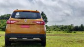 Renault Triber Test Drive Review Images Rear 6