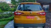 Renault Triber Test Drive Review Images Rear 7