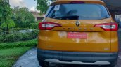 Renault Triber Test Drive Review Images Rear 9