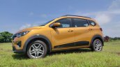 Renault Triber Test Drive Review Images Side Profi