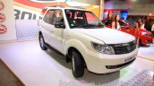 2015 Tata Safari Storme Facelift Front Three Quart