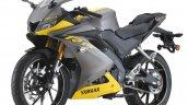 2019 Yamaha R15 Malaysia Yellow Left Front Quarter