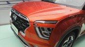 2020 Hyundai Ix25 2020 Hyundai Creta Front Fascia