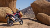 2020 Honda Africa Twin Rear Three Quarter