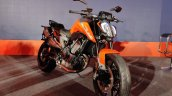Ktm 790 Duke Front Three Quarters Indian Launch